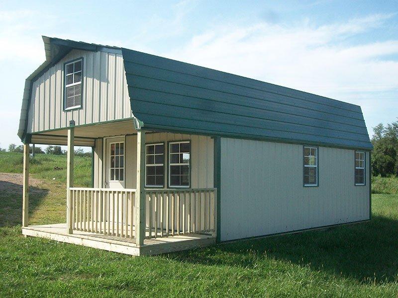 16x32 Hi barn cabin