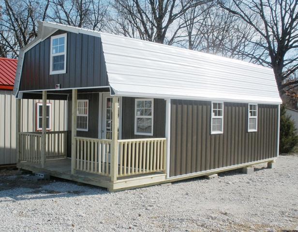 14x28 Hi barn cabin