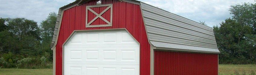 Hi Barn Garage