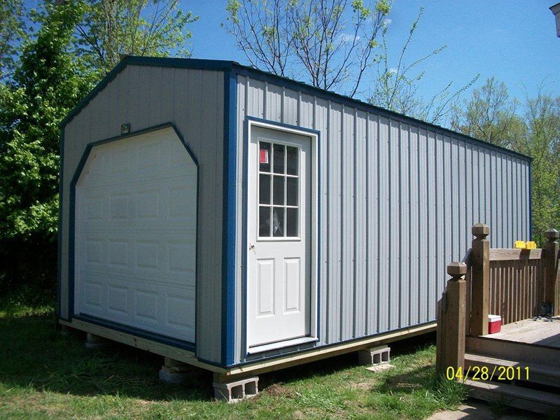 Portable Garages Sunrise Buildings