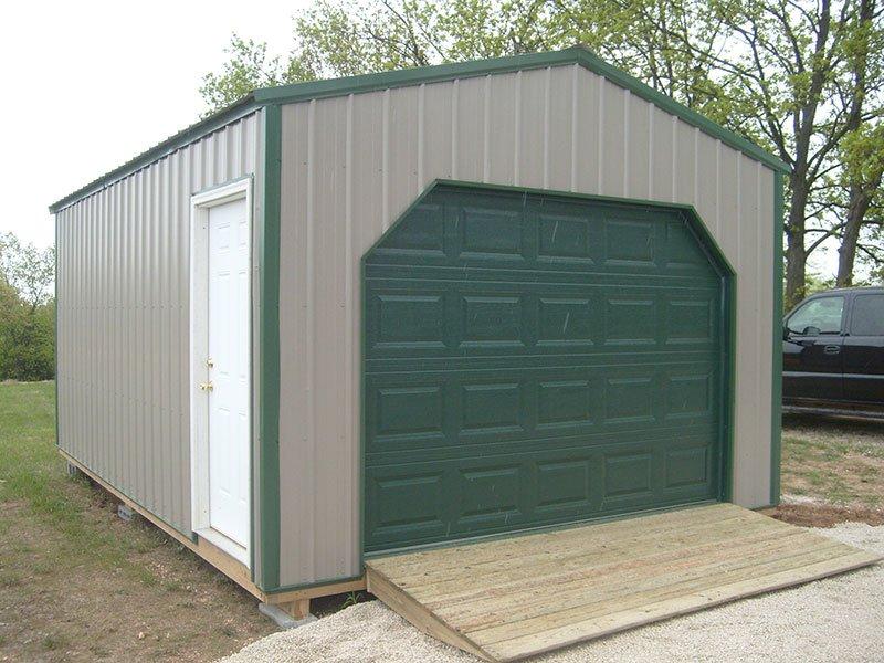 Temporary Garage Buildings : Portable garages sunrise buildings