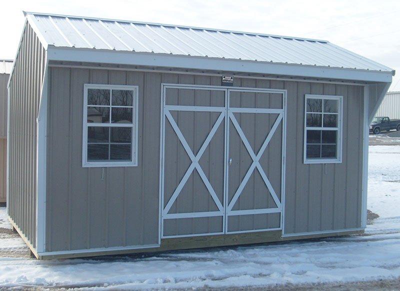 Quaker Style Barns Sunrise Buildings
