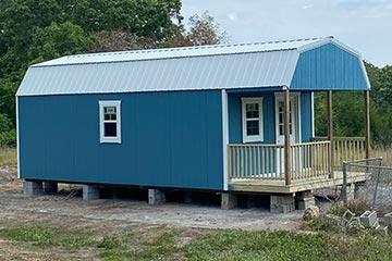 High Barn Cabins